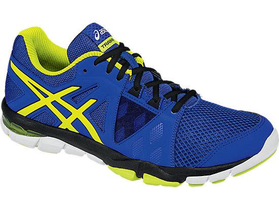 Gel-Craze TR 3 ASICS Blue/Flash Yellow 7