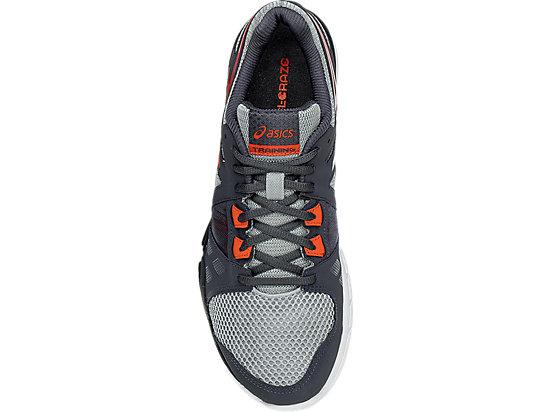 Gel-Craze TR 3 Dark Grey/ Orange/Black 23