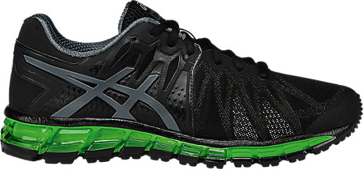 Asics Gel-Quantum 180 TR Mens Black/Carbon/Silver K468105NC Shoes