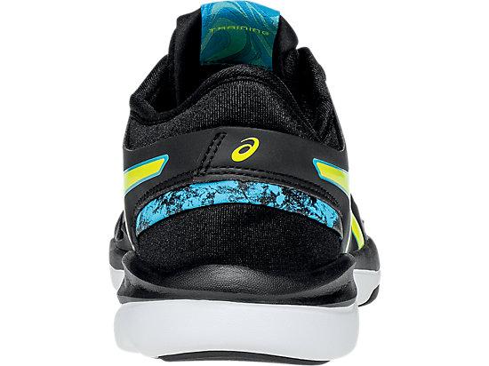 GEL-Fit Nova 2 Black/Flash Yellow/Scuba Blue 27