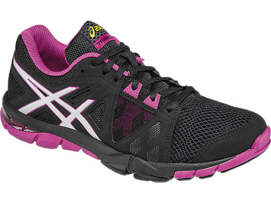 GEL-Craze TR 3 Black/Silver/Berry 7