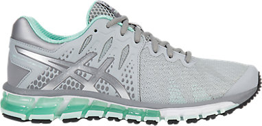 new style 2feae 6be07 GEL-Quantum 180 TR Mid Grey Silver Bay 3 RT