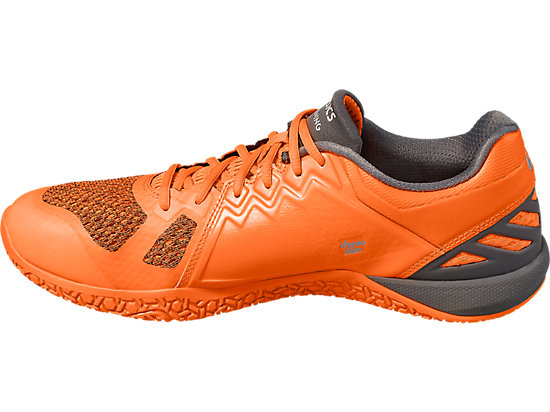 CONVICTION X SHOCKING ORANGE/CARBON/MIDGREY 7
