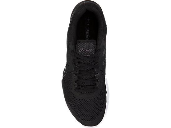 GEL-CRAZE TR 4 BLACK/BLACK