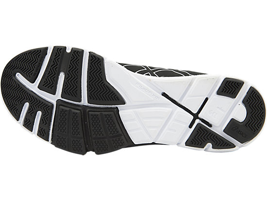 GEL-CRAZE TR 4 BLACK/ONYX/WHITE