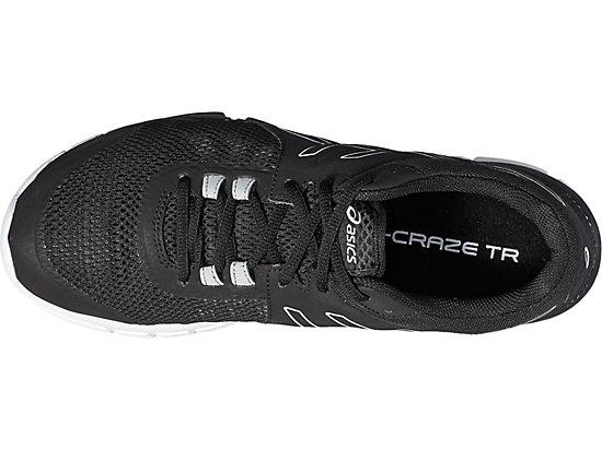 GEL-CRAZE TR 4 BLACK/ONYX/WHITE 15