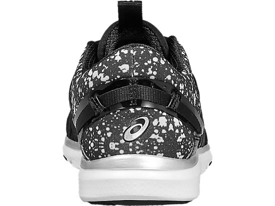 GEL-FIT YUI BLACK/SILVER/WHITE 19