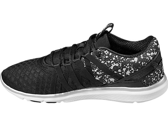 GEL-FIT YUI BLACK/SILVER/WHITE 7