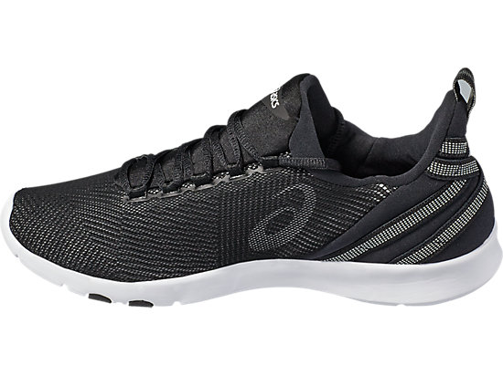 GEL-FIT SANA 3 BLACK/WHITE/SILVER 7