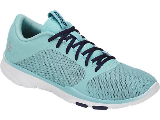 Schuhe ASICS - Gel-Fit Tempo 3 S752N Porcelain Blue/Indigo Blue/Sil 1449 XPKD50H