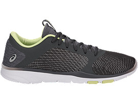 GEL-FIT TEMPO 3, Carbon/Limelight/Silver