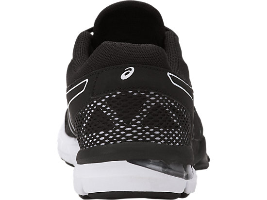 GEL-CRAZE TR 4 BLACK/BLACK/WHITE