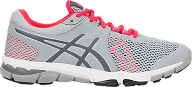 7c05daf5903a GEL-Craze TR 4 Mid Grey Carbon Diva Pink 3 RT