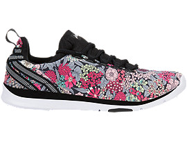 GEL-FIT SANA3 (LIBERTY), Black/White/Black