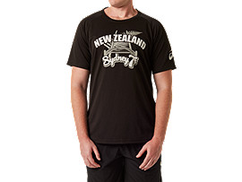 SYDNEY 7S EVENT COUNTRY TEES - NZ