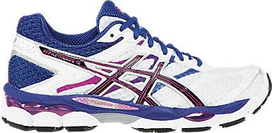 ASICS GEL CUMULUS 16 Damen Running Schuhe weiß Lightweight