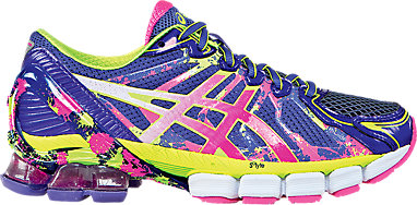 competitive price 985fd 2525c GEL-Sendai 2 Purple Hot Pink Flash Yellow 3 RT