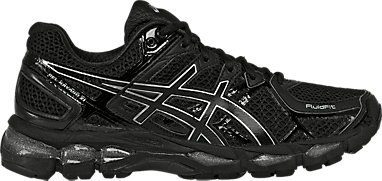 new products e5dfd b5aab GEL-Kayano 21 Onyx Black Silver 3 RT