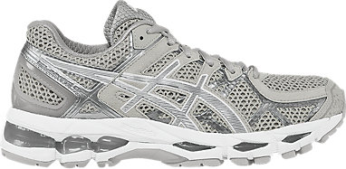 meet 1b5c6 b4021 GEL-Kayano 21 Vanilla Ice Silver White 3 RT