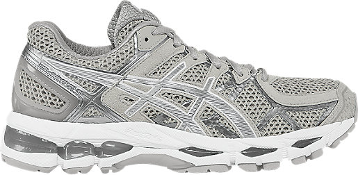 GEL-Kayano 21 Vanilla Ice/Silver/White 3 RT