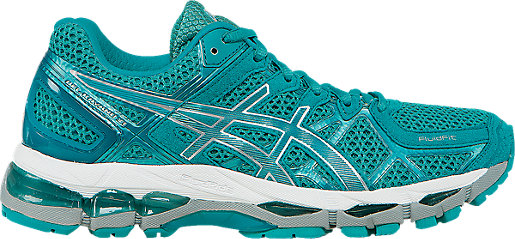 asics gel kayano 21 emerald