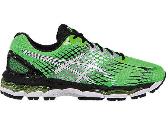 GEL-Nimbus 17 Flash Green/White/Black 3