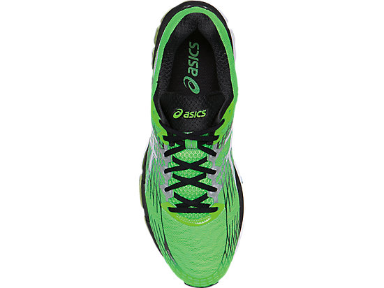 GEL-Nimbus 17 Flash Green/White/Black 23