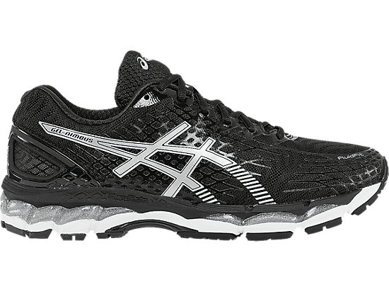 asics gel nimbus 17 black