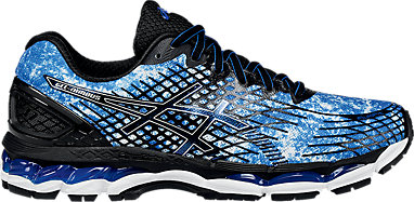 meilleure sélection 9926b 7a00f GEL-NIMBUS 17 | MEN | Electric Blue/Black/White | ASICS US