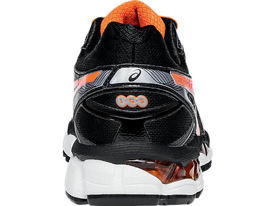 GEL-Evate 3 Black/Hot Orange/Silver 27