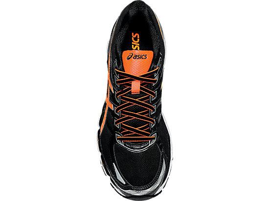 GEL-Evate 3 Black/Hot Orange/Silver 23