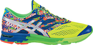 asics mens gel-noosa tri 10 - yellow/blue
