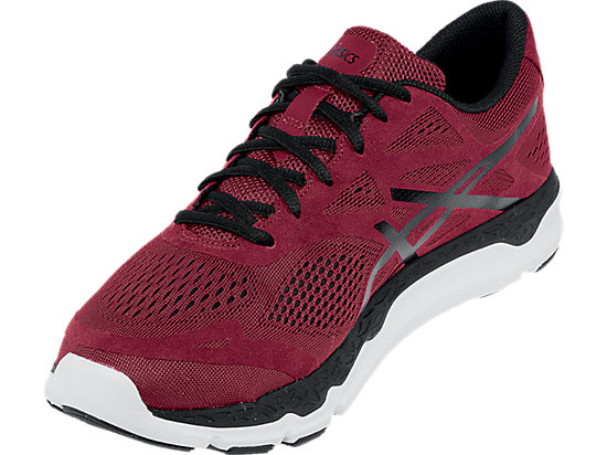 33-FA Deep Ruby/Black/White 11