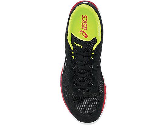 33-FA Onyx/Flash Yellow/Chinese Red 23