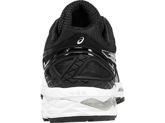 GEL-Kayano 22 Black/Onyx/Silver 27