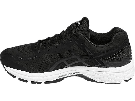 GEL-Kayano 22 Black/Onyx/Silver 15