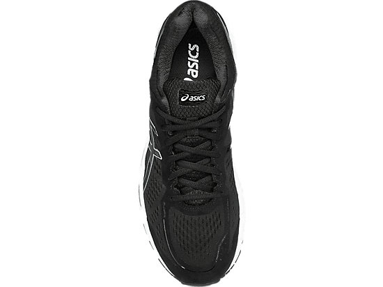 GEL-Kayano 22 Black/Onyx/Silver 23
