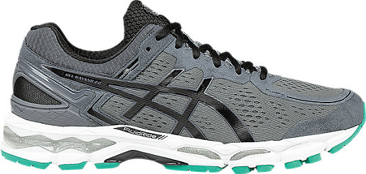 GEL-Kayano 22 Carbon/Black/Silver 3 RT