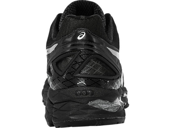 GEL-Kayano 22 Onyx/Silver/Charcoal 27