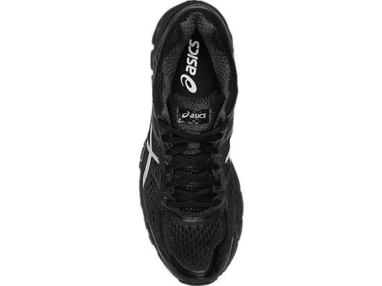 GEL-Kayano 22 Onyx/Silver/Charcoal 23