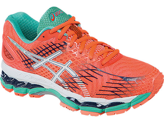 asics gel nimbus womens 17