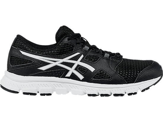 GEL-Unifire TR 2 Black/White/Silver 3