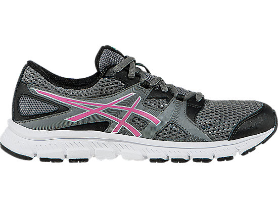 GEL-Unifire TR 2 Charcoal/Pink/Black 3