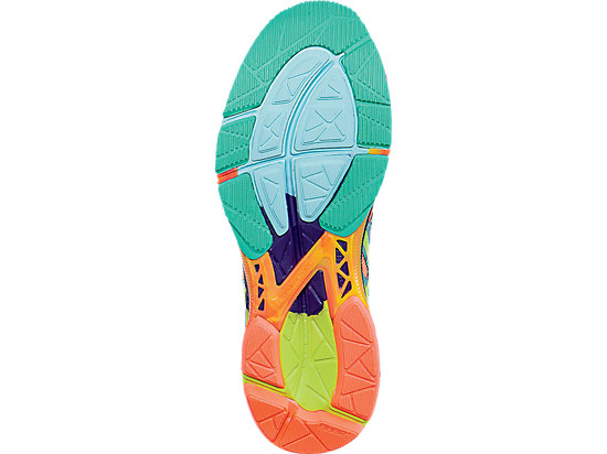 GEL-Noosa Tri 10 Flash Coral/Flash Yellow/Ice Blue 19