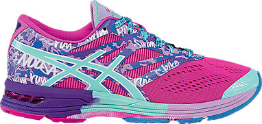 best cheap 08cc9 90755 GEL-Noosa Tri 10 Pink Glow Aqua Splash Fuchsia 3 RT