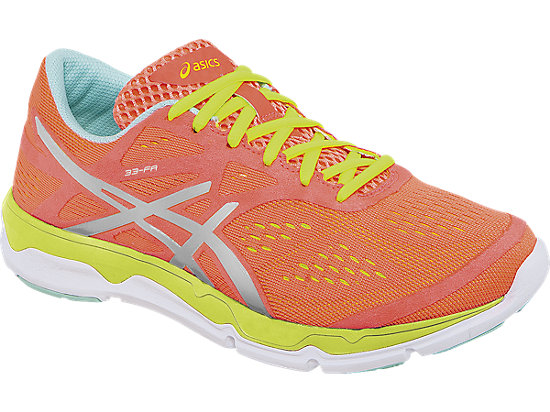 33-FA Coral/Flash Yellow/Mint 7