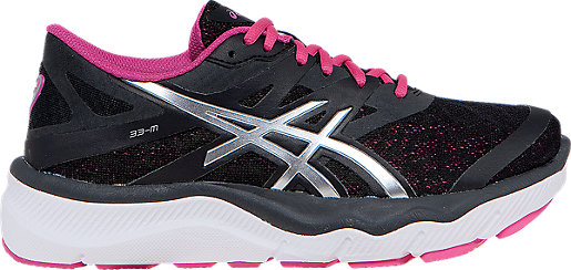 33-M Onyx/Silver/Hot Pink 3 RT