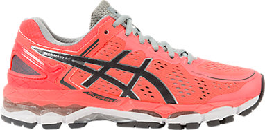d1cea91ab65f GEL-Kayano 22 Coral Carbon Silver Grey 3 RT