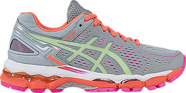 promo code 7ce30 605a1 GEL-KAYANO 22 Silver Grey Pistachio Fiery Coral 3 RT