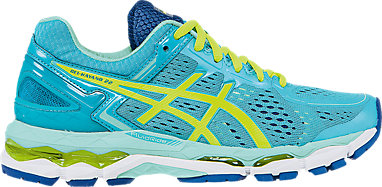 detailed look 0529f 24a1d GEL-Kayano 22 Ice Blue Flash Yellow Blue 3 RT